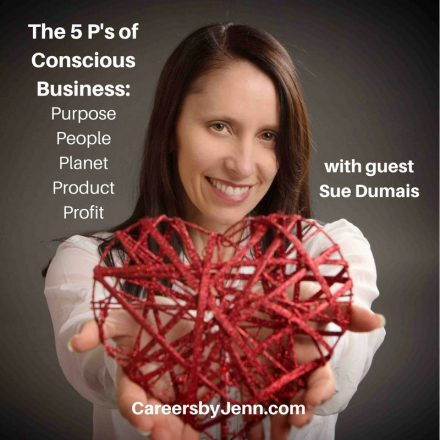 The Five P's of Conscious Business